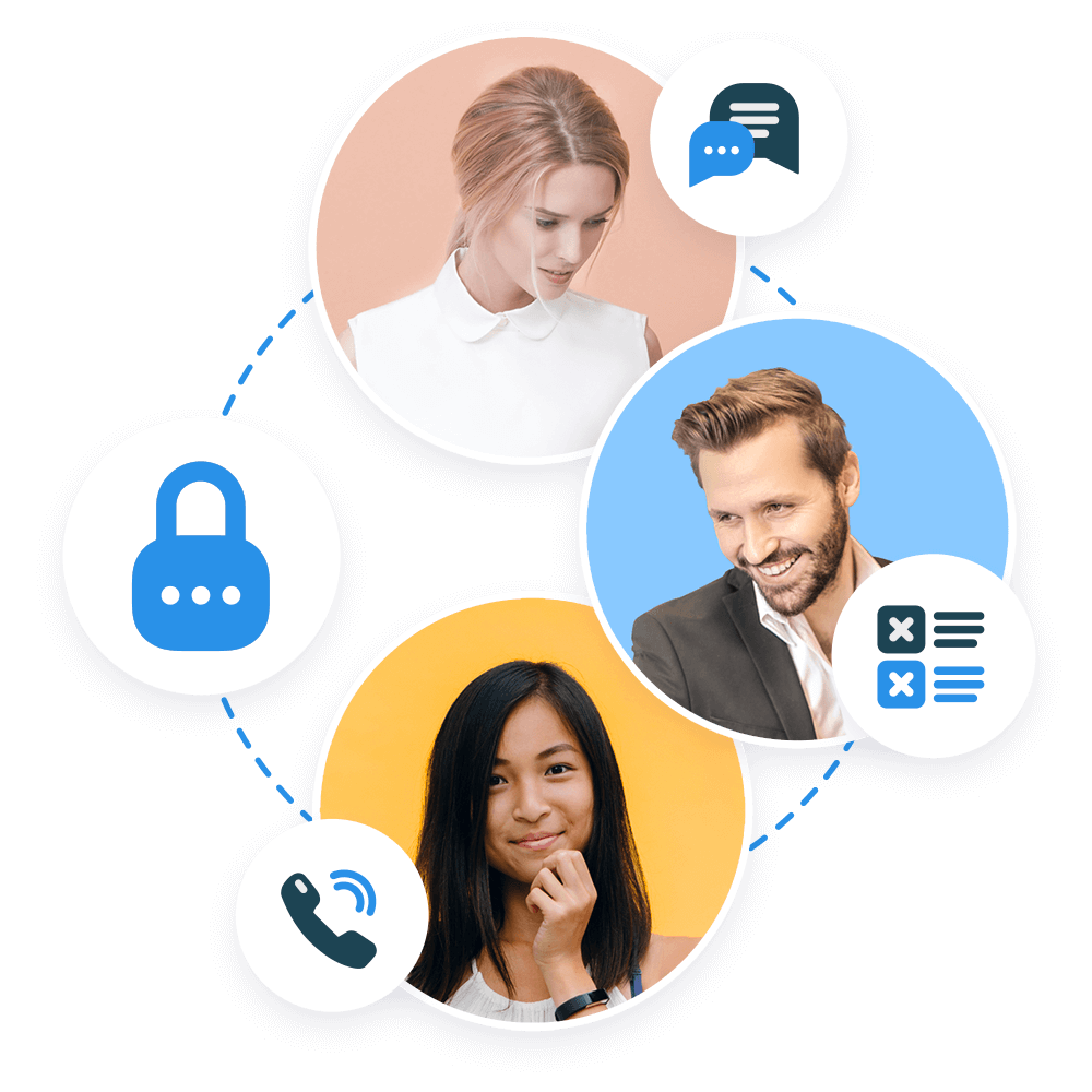 Making collaboration easier using a secure business messenger